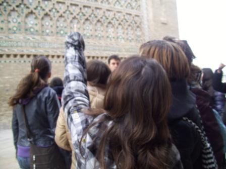 Detectives de la Edad Media en Zaragoza