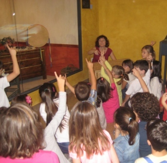 Actividades didácticas en los MUSEOS MUNICIPALES de Zaragoza